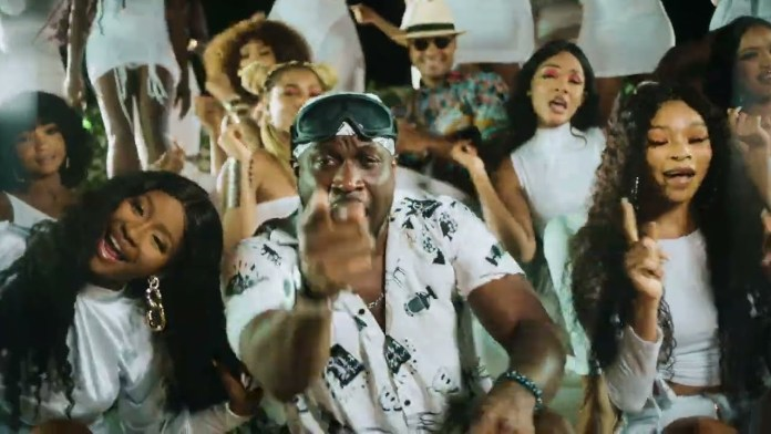 Mr P ft Mohombi Just Like That Video mp4 download