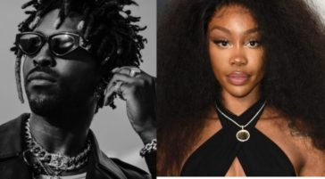 SAINt JHN Just For Me Ft SZA mp3 download