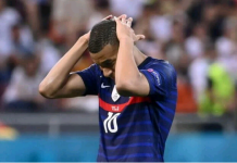"""Euro 2020: """"I'm sorry for the penalty"""", Mbappe pens apology to French fans"""