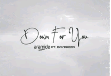Aramide ft Boybreed Down For You mp3 download