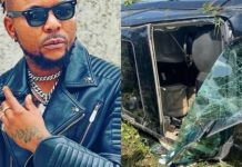 Oritsefemi Involved In Fatal Car Accident