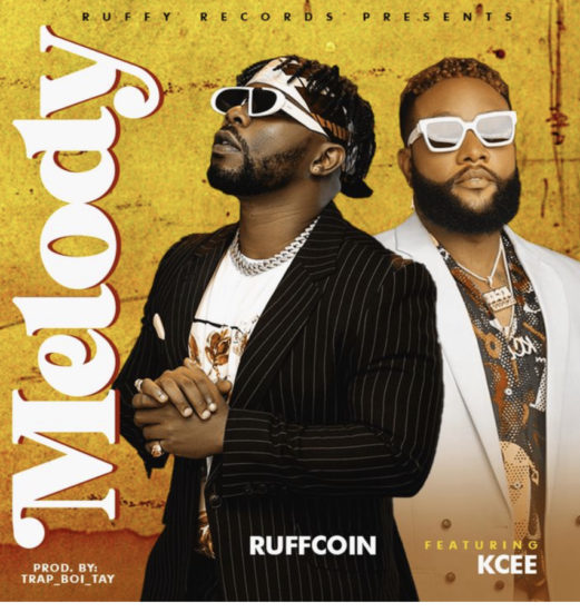 Ruffcoin Melody ft Kcee MP3 download