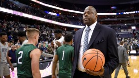 Patrick Aloysius Ewing is a Jamaican-American basketball coach and head coach of the Georgetown University men's basketball team