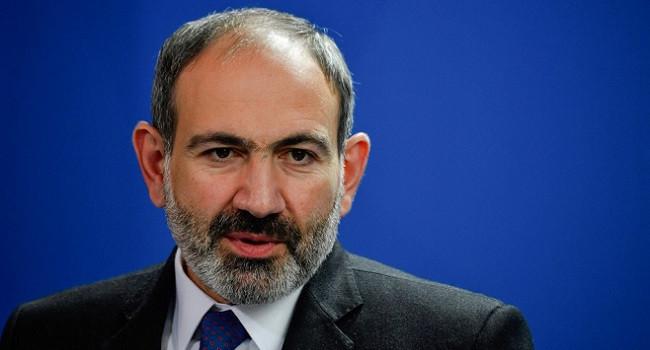 Armenia Prime minister Nikol Pashinyan