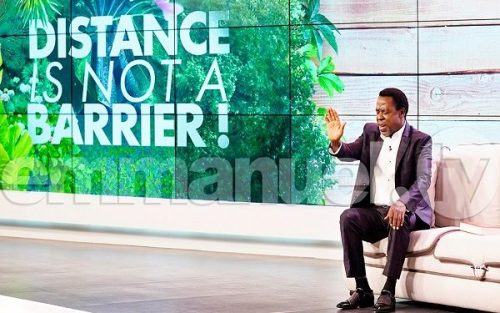 TB Joshua commences prayer for COVID-19 patients in isolation centres