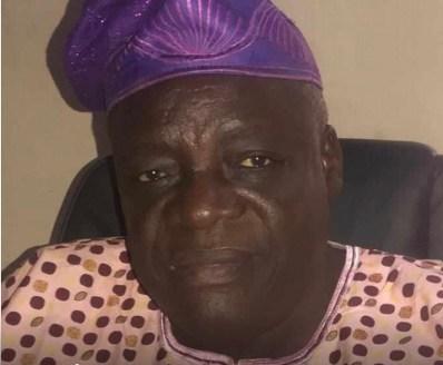 Prof Ayo Akinwale