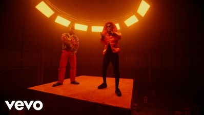VIDEO: Wizkid Ft. Burna Boy – Ginger