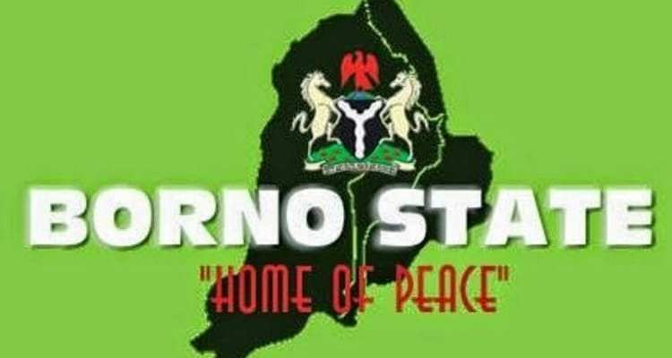Borno state government logo