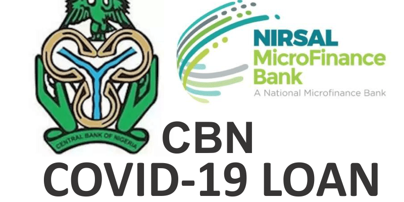 How to Apply for CBN N50bn COVID-19 Support Loan - COVID-19 Loan