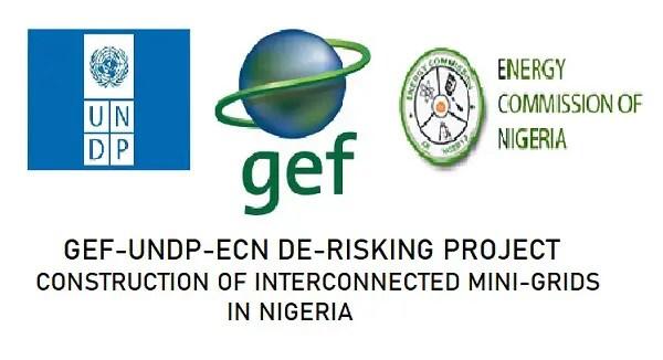 GEF-UNDP-ECN De-Risking Project Mini-Grids In Nigeria