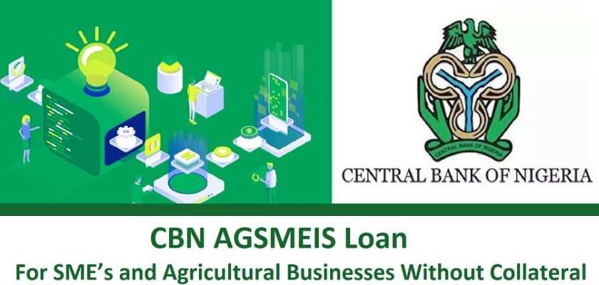 Agsmeis Loan - Central Bank Of Nigeria
