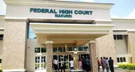 High Court Of Justice Of Benue State