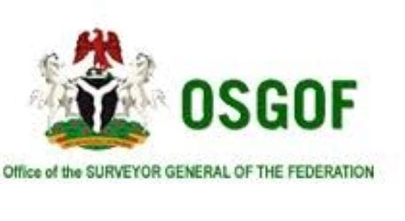 Office Of The Surveyor General Of The Federation (OSGOF)