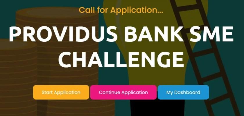 Providus Bank SME Challenge
