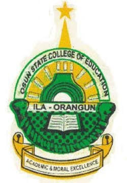 Osun State College Of Education, Ila-Orangun