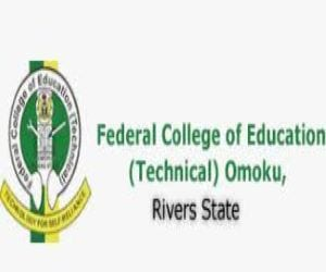 Federal College Of Education (Technical) Omoku, Rivers State