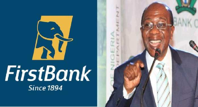 first bank and CBN