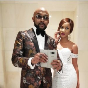 VIDEO See How Banky W Broke Down In Tears On His Wedding Day After Seeing Adesua