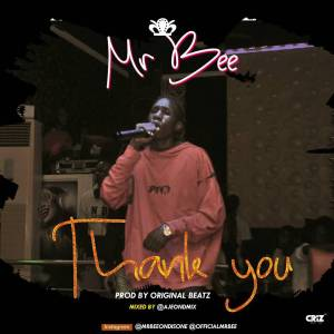 DOWNLOAD MP3 Mr Bee – Thank You (Prod By Original Beatz)