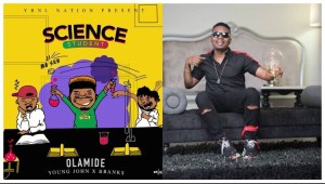 DOWNLOAD VIDEO & MP3: Olamide – Science Student