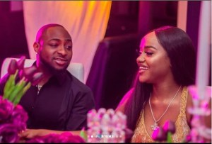 Davido's Girlfriend, Chioma, Gets Verified On Instagram With 200k Followers (Photo)
