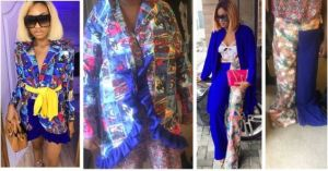 Hillarious; See The N60k Outfit A Nigerian Lady Ordered Vs What She Got (Photos)