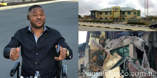 Demolition Of Ayefele's Music House Divides Oyo Government
