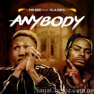 Lyrics Of Mr Bee - Anybody ft Oladips