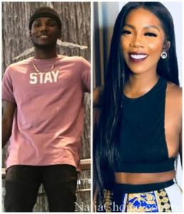 """Wow! Tiwa Savage And Victor AD To Work On The Remix Of Hit Song """"Wetin We Gain"""""""