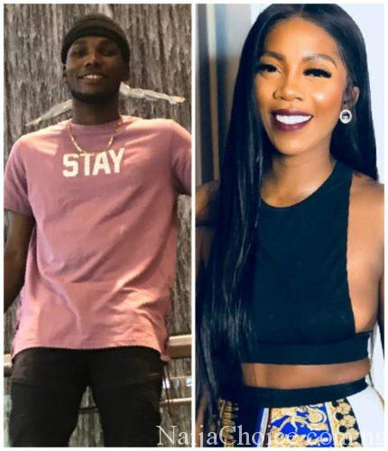 "Wow! Tiwa Savage And Victor AD To Work On The Remix Of Hit Song ""Wetin We Gain"""
