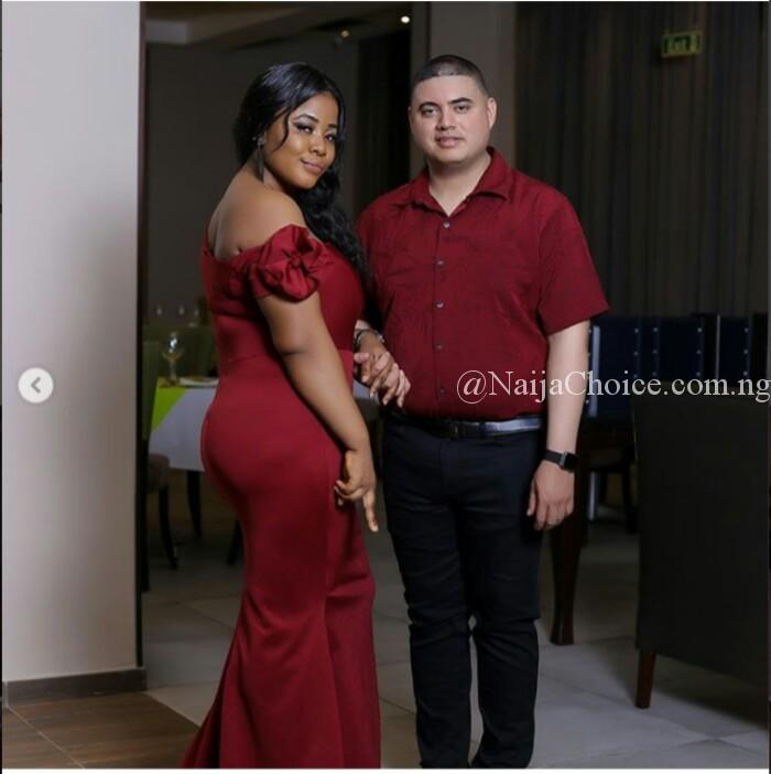 » Beautiful Pre-Wedding Pictures Of A Nigerian Lady And Her Oyinbo Husband-To-Be