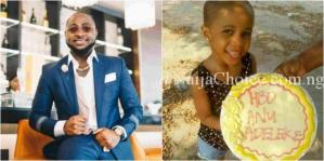 Kemi Olunloyo Resurrects Dying Controversy On Davido And His Allegedly Abandoned Daughter In Ibadan