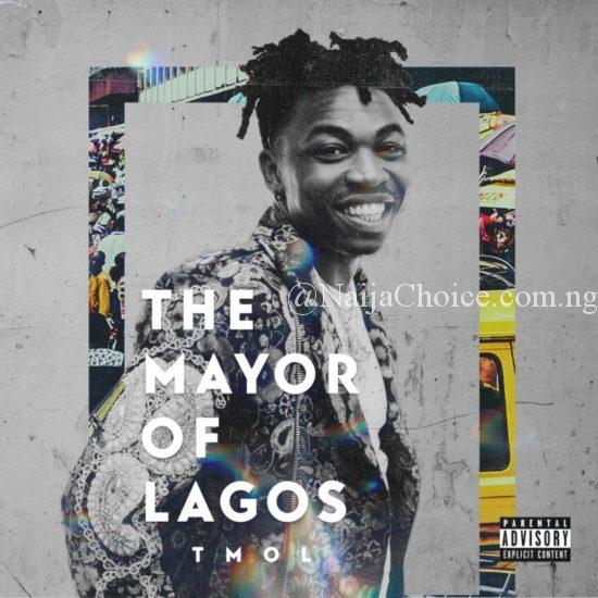 "Mayorkun Unveils ""The Mayor of Lagos"" Album Art,"