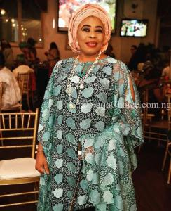 Mayorkun's Mother, Toyin Adewale Stuns In New Adorable Photos