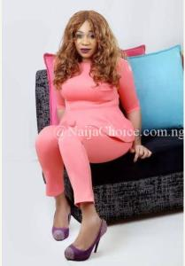 Nigerian Entertainers Are Too Broke For Me - Nollywood Actress, Maryam Charles