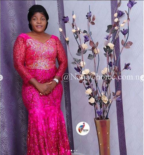 Nollywood Star, Odunlade Releases Beautiful Photos Of His Wife To Celebrate Her Birthday