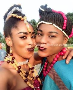 See The Picture Of Actress Destiny Etiko And Friend That Got People Talking