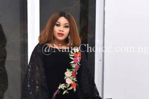 Toyin Lawani Cries Out Over Snakes Invading Banana Island