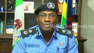 10 Police Officers Pull Out Of Service At A Colorful Ceremony In Lagos