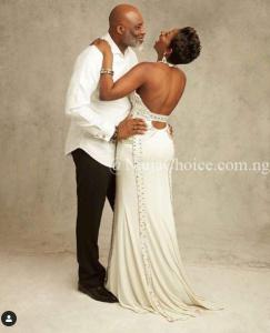 Popular Life Coach, Lanre Olusola And Beautiful Wife Celebrate 19th Wedding Anniversary (Photos)