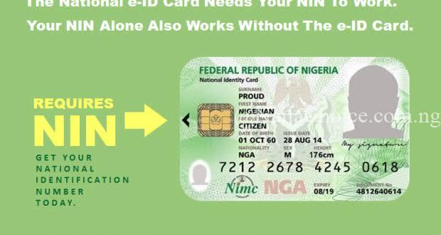 The Nigerian National Identification Number And Why You Need It