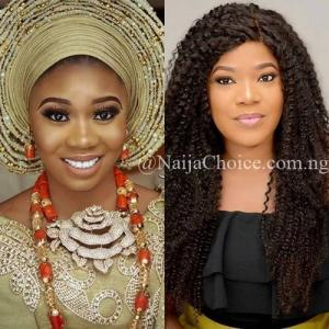 Toyin Abraham Rained Curses On Me For Asking Her To Take Back Adeniyi Johnson - Actress Wumi Toriola