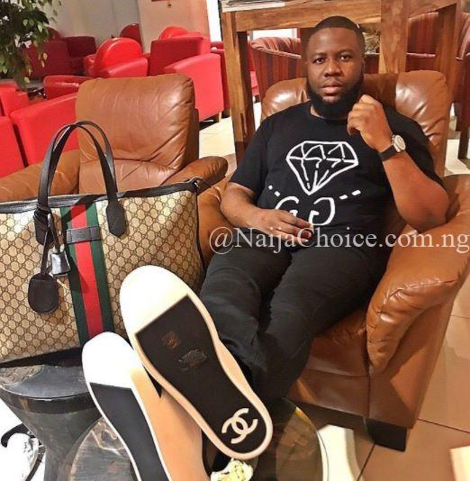 2019 Elections: Hushpuppi Picks Who Nigerians Should Vote For