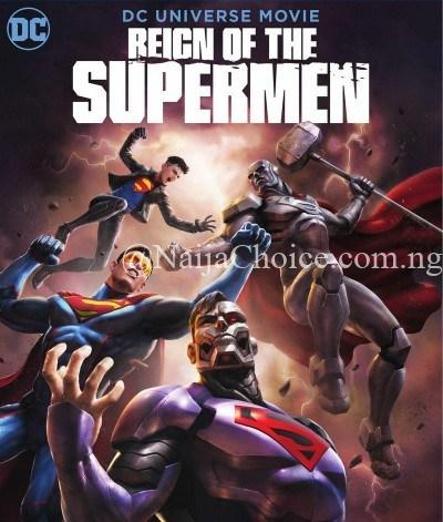 DOWNLOAD Reign of the Supermen (2019)