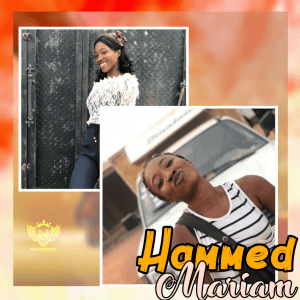 FACE OF THE WEEK: Hammed Mariam Modupe [wk6] #Naijachoicefow #NCFOW