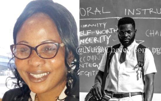 Falz's Mother Is Bothered He Doesn't Go To Church