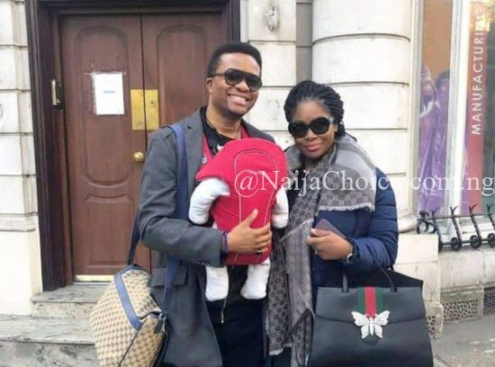 Toolz Appeals to Her Prospective Visitors To Keep Their Lips Away From Her Newborn