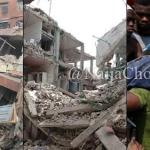 Sad Before And After Photos Of Lagos School Building That Collapsed Yesterday