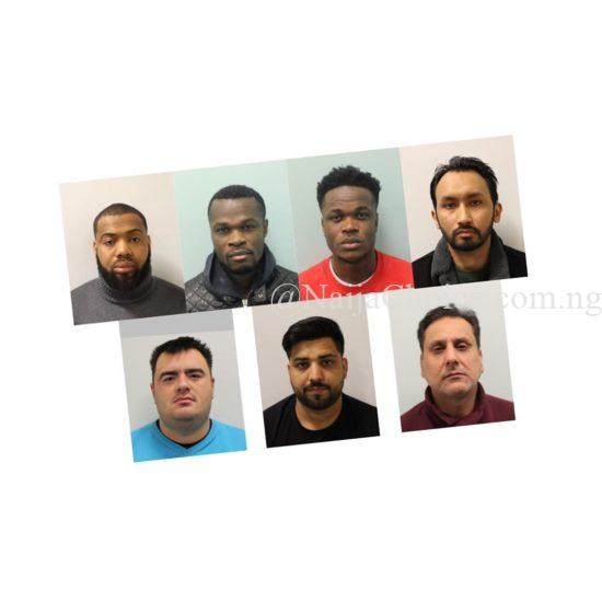 Fraud Gang, Including 6 Nigerians, Jailed For More Than 43 Years