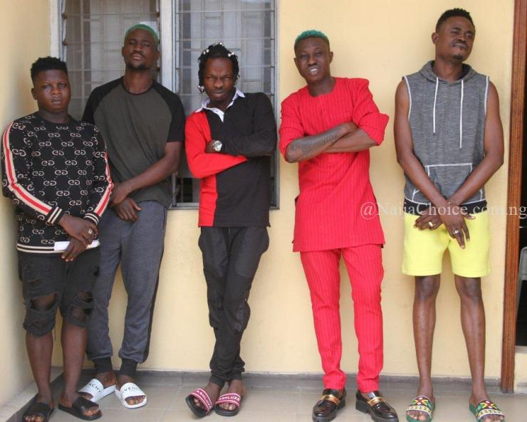 Revealed! Naira Marley, Zlatan Ibile, Three Others To Spend Weekend In EFCC Detention